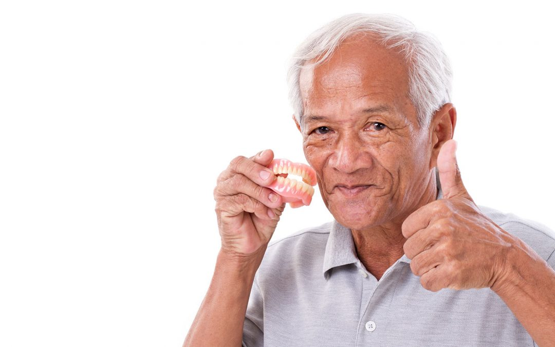denture repairs care home